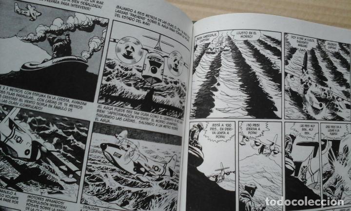 Cómics: BIBLIOTECA GRANDES DEL COMIC CLASICOS BELICOS 7 TOMOS COMPLETA PLANETA 2004 - Foto 4 - 63389184