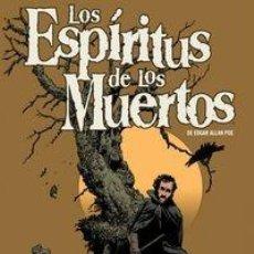 Cómics: ESPIRITUS DE LOS MUERTOS DE EDGAR ALLAN POE POR RICHARD CORBEN, RICHARD/ POE, EDGAR ALLAN. Lote 268979309