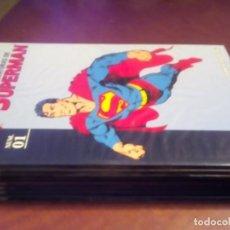 Cómics: LAS AVENTURAS DE SUPERMAN N 1 AL 7 COMO NUEVOS L2P4. Lote 64307491