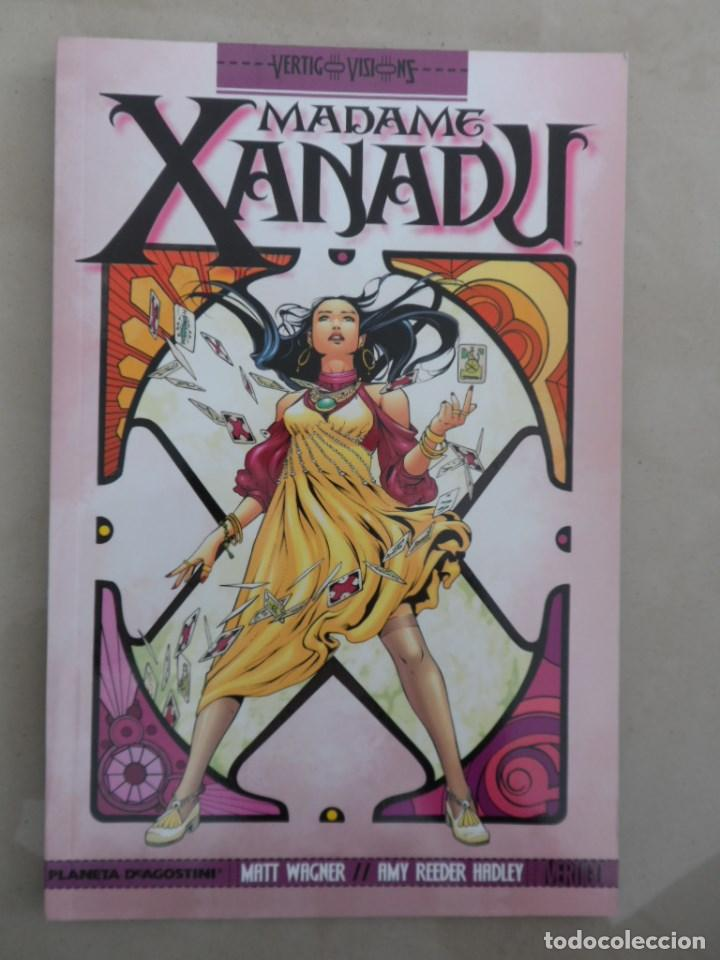 Cómics: MADAME XANADU COLECCION COMPLETA 4 NÚMEROS - PLANETA / VERTIGO - MATT WAGNER & AMY REEDER - Foto 3 - 64859743