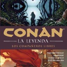 Cómics: CONAN LA LEYENDA TOMO 9 LOS COMPAÑEROS LIBRES . Lote 66849962