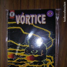 Cómics: VORTICE: ESPECIAL: DIVISION 13, HERO ZERO, KING TIGER Y OUT OF THE VORTEX TPB WORLD COMICS 1993. Lote 136506476