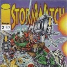 Cómics: STORMWATCH Nº 2 - PLANETA - IMPECABLE. Lote 67182081