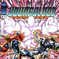 Cómics: TEAM YOUNGBLOOD Nº 8 - PLANETA - IMPECABLE. Lote 244575795
