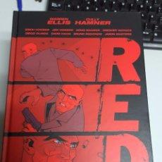 Cómics: RED INTEGRAL WARREN ELLIS - CULLY HAMMER / ECC. Lote 68118173