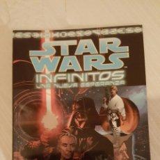 Cómics: STAR WARS - INFINITOS - UNA NUEVA ESPERANZA - PLANETA. Lote 68394565