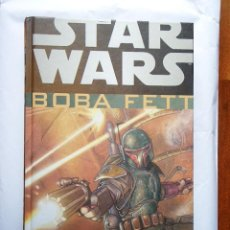 Cómics: STAR WARS :BOBA FETT INTEGRAL PLANETA 2011(DESC.15%). Lote 47027259