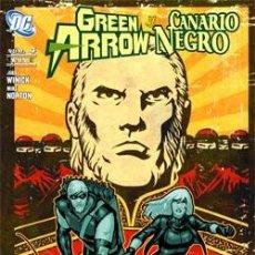 Cómics: GREEN ARROW Y CANARIO NEGRO Nº 4 PLANETA - WINICK & NORTON. Lote 69758993