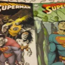 Cómics: SUPERMAN Nº 15 Y 17 PLANETA - GEOF JOHNS GARY FRANK RICHARD DONNER ERIC PÒWELL. Lote 69772141