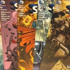 Cómics: SUPERMAN NUEVO UNIVERSO DC NºS 2, 3, 9, 5, 11 Y 13. MORRISON PEREZ GIFFEN MORALES JUGERNS. Lote 69772737