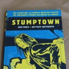 Cómics: STUMPTOWN - GREG RUCKA - ED PLANETA - NUEVO (PRECINTADO). Lote 69894801