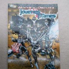 Cómics: JOVENES TITANES Nº 3 LA NOCHE MAS OSCURA / PLANETA 2010(DESC.25%). Lote 70187697