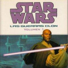 Cómics: STAR WARS: LAS GUERRAS CLON VOLUMEN # 1 (PLANETA DEAGOSTINI,2005) - CLONE WARS. Lote 70467949
