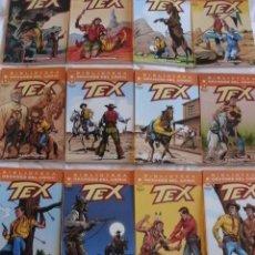 Cómics: COLECCION COMPLETA TEX BIBLIOTECA GRANDES DEL COMIC. Lote 70536993