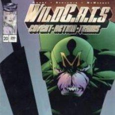 Cómics: WILDCATS VOL. 1 Nº 20 - PLANETA - MUY BUEN ESTADO. Lote 186273410
