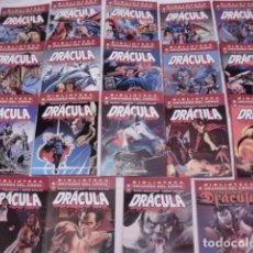 Cómics: DRACULA COLECCION COMPLETA DE 19 TOMOS BIBLIOTECA GRANDES DEL COMIC MARVEL. Lote 71729203