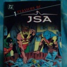 Cómics: JSA PLANETA COMICS NÚMERO 1 DC. Lote 72050359