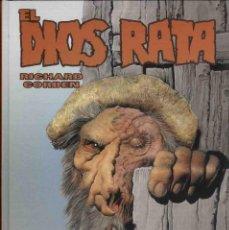 Cómics: EL DIOS RATA DE RICHARD CORBEN. Lote 72338571