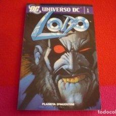 Cómics: LOBO 1 UNIVERSO DC ( GIFFEN GRANT BISLEY ) ¡MUY BUEN ESTADO! PLANETA 2007. Lote 106374955