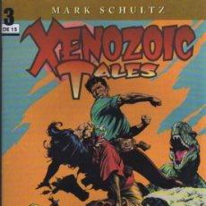 Cómics - XENOZOIC TALES Nº 3 - PLANETA - IMPECABLE - 73472159