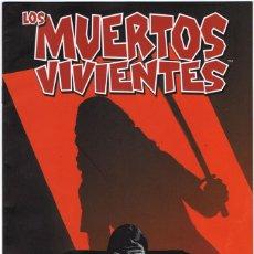 Cómics: LOS MUERTOS VIVIENTES. PORTADAS 33 A 48. PLANETA DEAGOSTINI. Lote 74627043