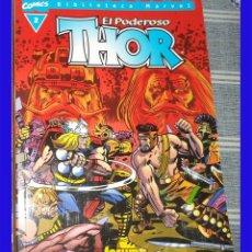 Fumetti: THOR Nº 2 BIBLIOTECA MARVEL EXCELSIOR FORUM ED. PLANETA 2001 TACO. Lote 74996583