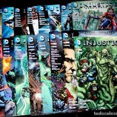 Comics - Injustice(Gods among us): lote de 35 comics NUEVOS.(15% desc.) - 75249043
