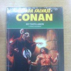 Comics - ESPADA SALVAJE DE CONAN COLECCIONABLE #15 REY TOTH-AMON Y OTRAS HISTORIAS - 167680533