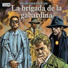 Cómics: HELLBLAZER ESPECIAL: LA BRIGADA DE LA GABARDINA. Lote 75933379