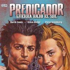 Cómics: PREDICADOR: GUERRA BAJO EL SOL. Lote 75935607