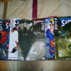 Cómics: SUPERMAN PLANETA 6 NÚMEROS EN GRAPA. Lote 76166737