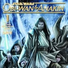 Cómics: STAR WARS: OBI-WAN Y ANAKIN - NÚMERO 1 - PLANETA - DESCUENTO 20%¡¡. Lote 76167375
