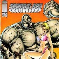 Cómics: YOUNGBLOOD 12 - PLANETA. Lote 186244015
