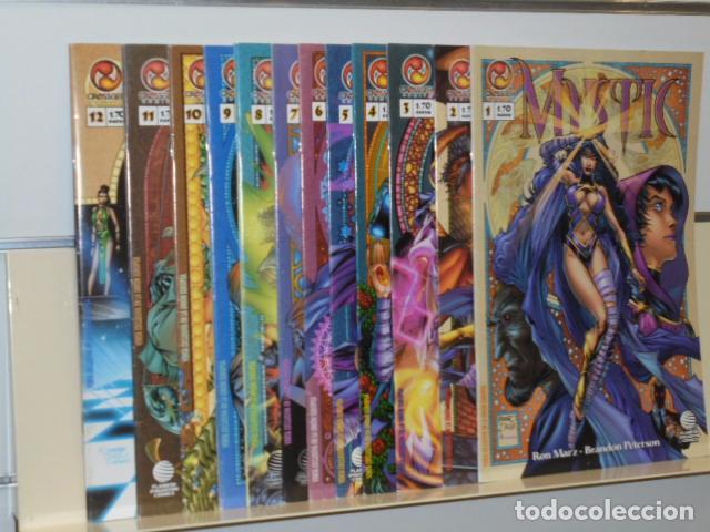 MYSTIC COMPLETA 12 NUMEROS - PLANETA OFERTA (Tebeos y Comics - Planeta)