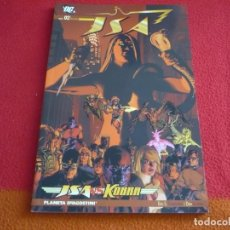 Cómics: JSA VOL. 2 Nº 2 VS KOBRA ( ERIC S. TRAUTMANN DON KRAMER ) ¡MUY BUEN ESTADO! PLANETA DC 2011. Lote 76827935