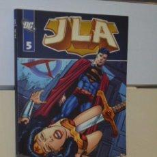 Cómics: JLA VOL. 1 Nº 5 - PLANETA . Lote 76979081