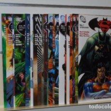 Cómics: SUPERMAN BATMAN VOLUMEN 2 COMPLETA 22 NUMEROS - PLANETA -. Lote 211860363