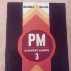 Cómics: PM. LOS PROYECTOS MANHATTAN 3.PLANETA DE AGOSTINI. Lote 79807066