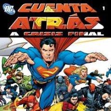 Cómics: CUENTA ATRÁS A CRISIS FINAL TOMO Nº 1 PLANETA . Lote 80229609