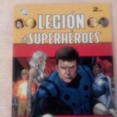 Cómics: LEGIÓN DE SUPERHÉROES. Nº 2 DE 4 TOMOS. -DC. PLANETA-. Lote 80391561