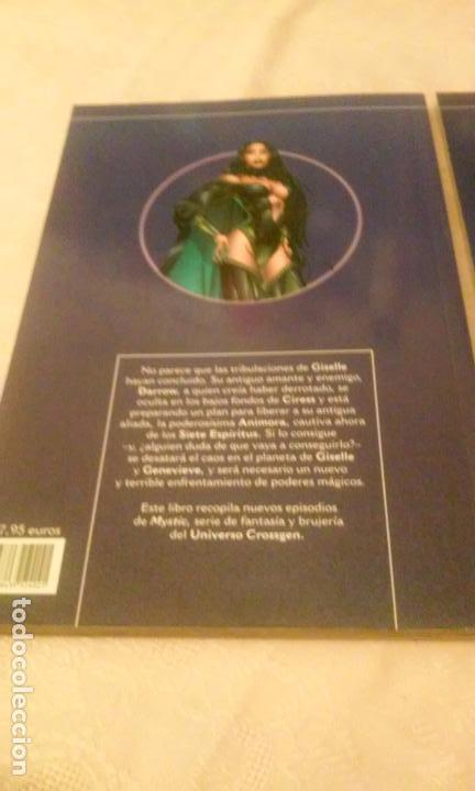 Cómics: MYSTIC -UN PLANETA EN PELIGRO + AMOR Y DESTRUCCIÓN- UNIVERSO CROSSGEN (LOTE 2 COMICS) - Foto 7 - 89094938