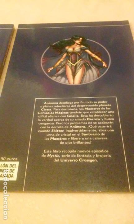 Cómics: MYSTIC -UN PLANETA EN PELIGRO + AMOR Y DESTRUCCIÓN- UNIVERSO CROSSGEN (LOTE 2 COMICS) - Foto 8 - 89094938