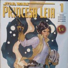 Cómics: PRINCESA LEIA Nº 1 DE STAR WARS PLANETA DE AGOSTINI. Lote 278818163
