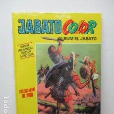 Cómics: JABATO COLOR EDICION 2010 PLANETA AGOSTINI Nº 5 LOS SICARIOS DE KIRO - NUEVO Y PRECINTADO. Lote 81009888