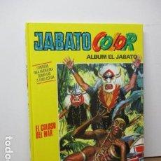Cómics: JABATO COLOR EDICION 2010 PLANETA AGOSTINI Nº 13 EL COLOSO DEL MAR - NUEVO. Lote 81011148