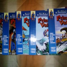 Cómics - Principe valiente Planeta comics, 5 tomos 1 al 5 - 81017730