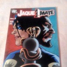 Cómics: JAQUE MATE.DC.PLANETA.N°2. Lote 81117810
