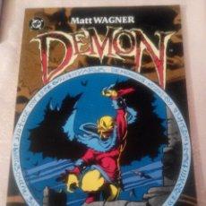 Cómics: DEMON. DC.PLANETA. Lote 96820079