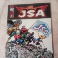 Cómics: JSA. N°2. DC PLANETA. Lote 81203326