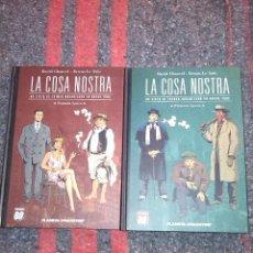 Cómics: LA COSA NOSTRA - PRIMERA Y SEGUNDA ÉPOCA - ESPECIAL BD. Lote 81271832